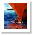 Red Reflections-Fremantle